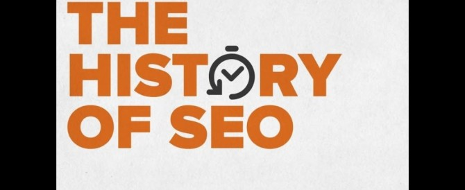 Brief History of Search Engine Optimization (SEO)