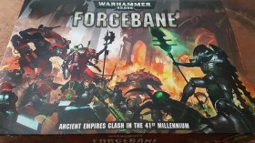 Forgebane review; Warhammer 40k